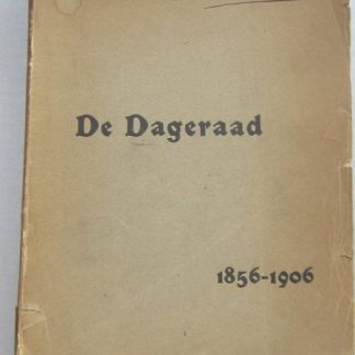 de dageraad 1856 - 1906
