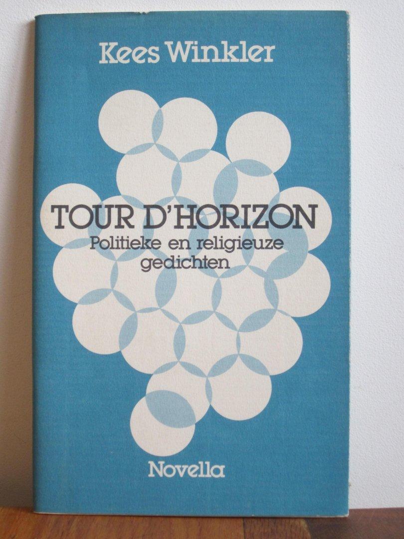 Tour d horizon / druk 1