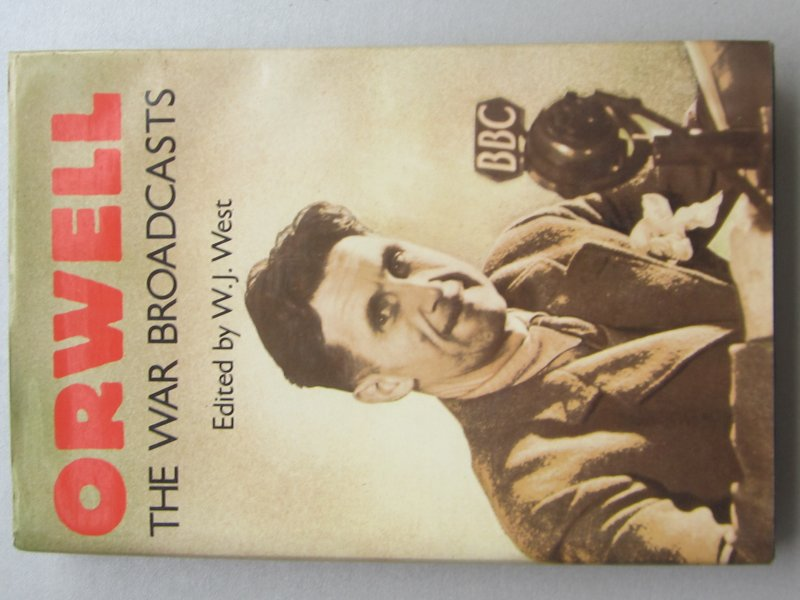 Orwell the war broadcasts