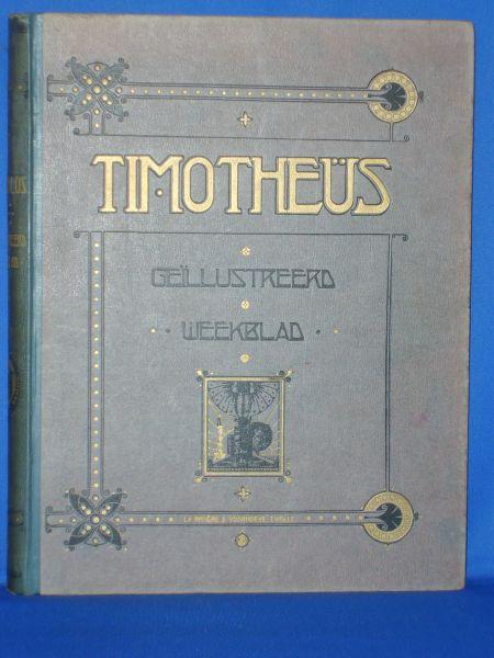 Timotheüs geïllustreerd weekblad jrg. XXIII (1917-1918)