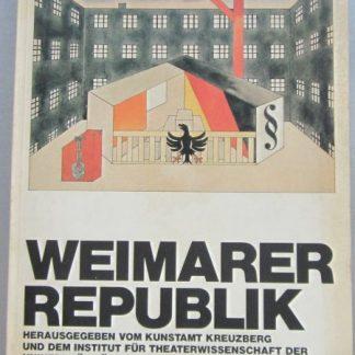 Weimacher republik