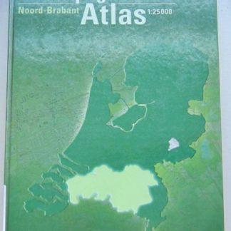 ANWB Topografische Atlas Noord - Brabant 1:25000