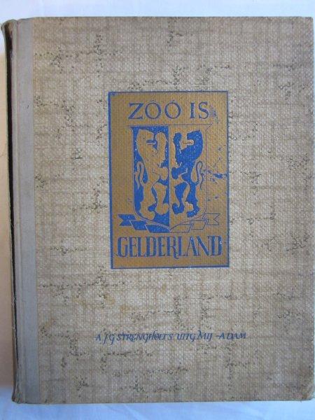 Zoo is Gelderland