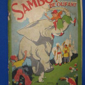 Sambo! De olifant